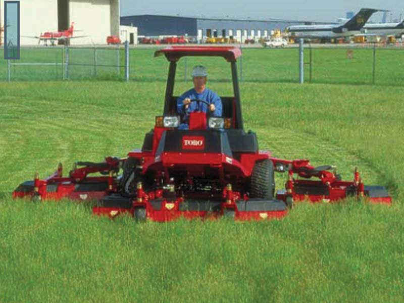 acreage mowing services
