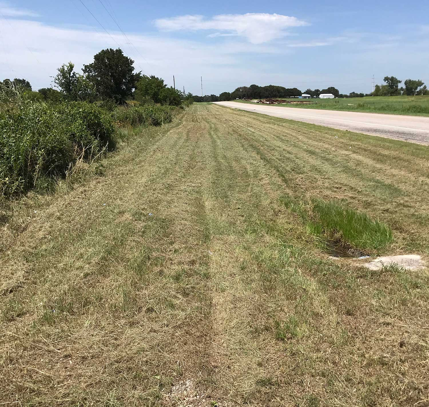 Right of Way Mowing Contracts | Keith's Tractor Mowing