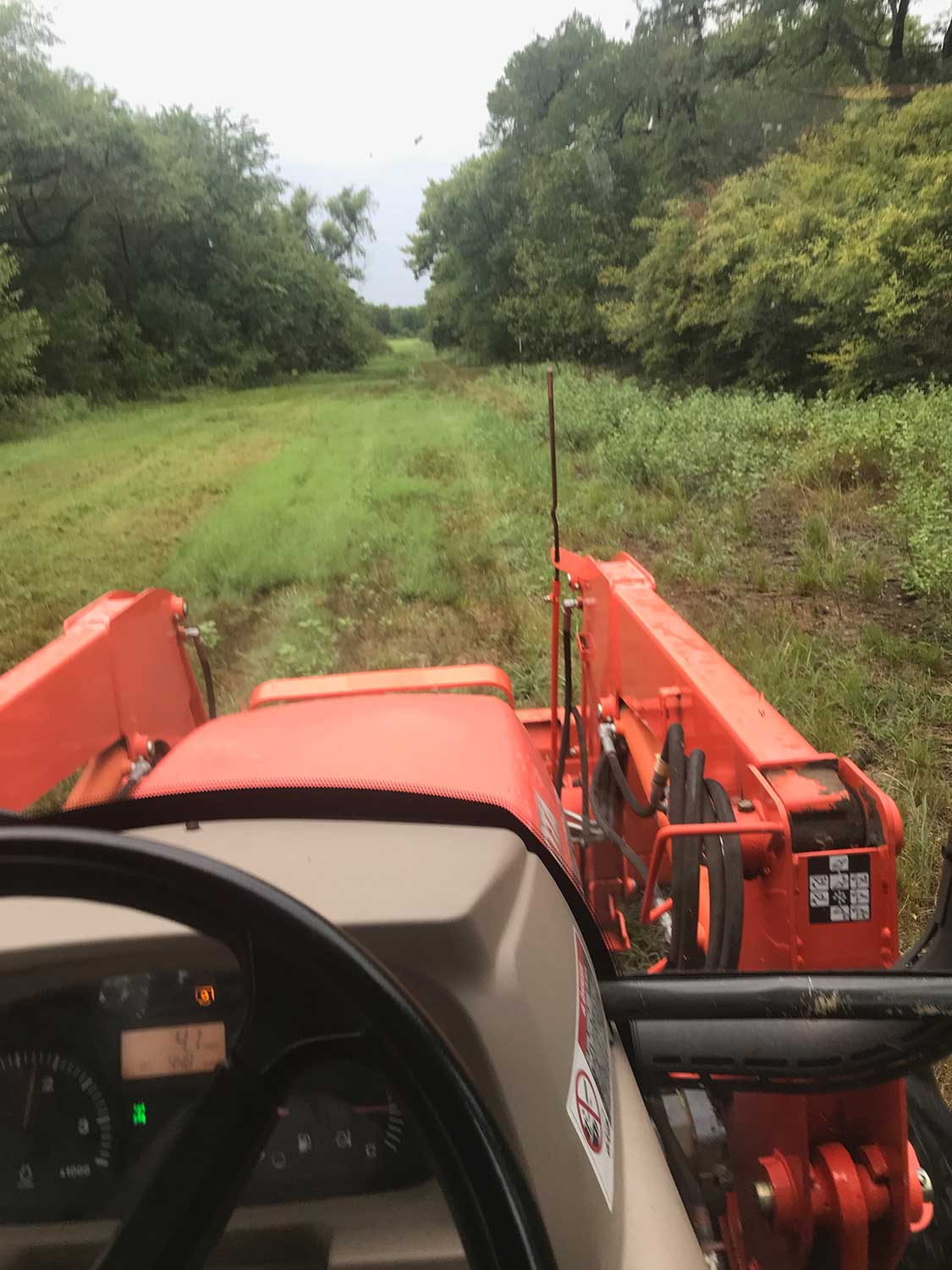 large commercial mowers