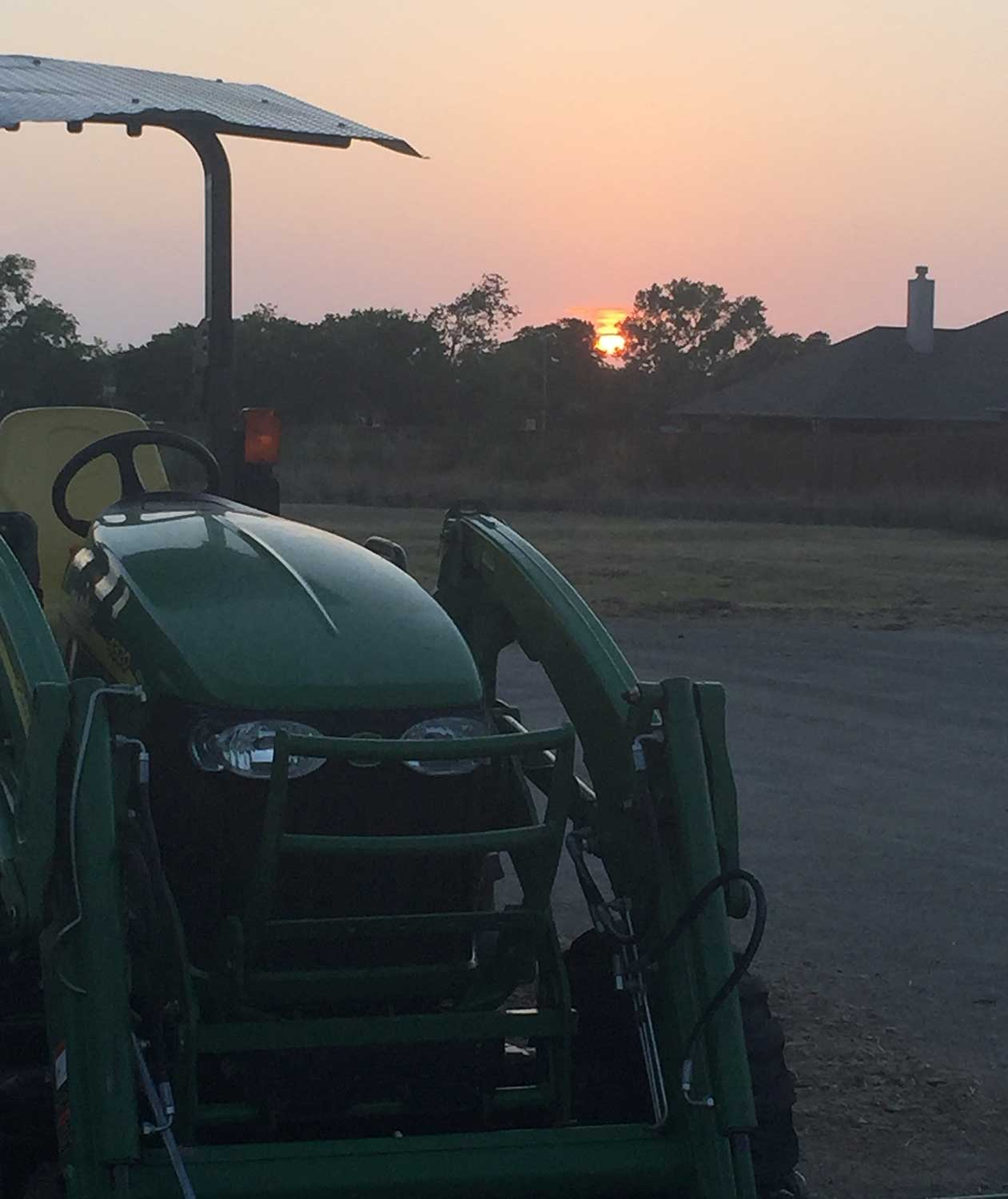 what to look for in a tractor mowing service