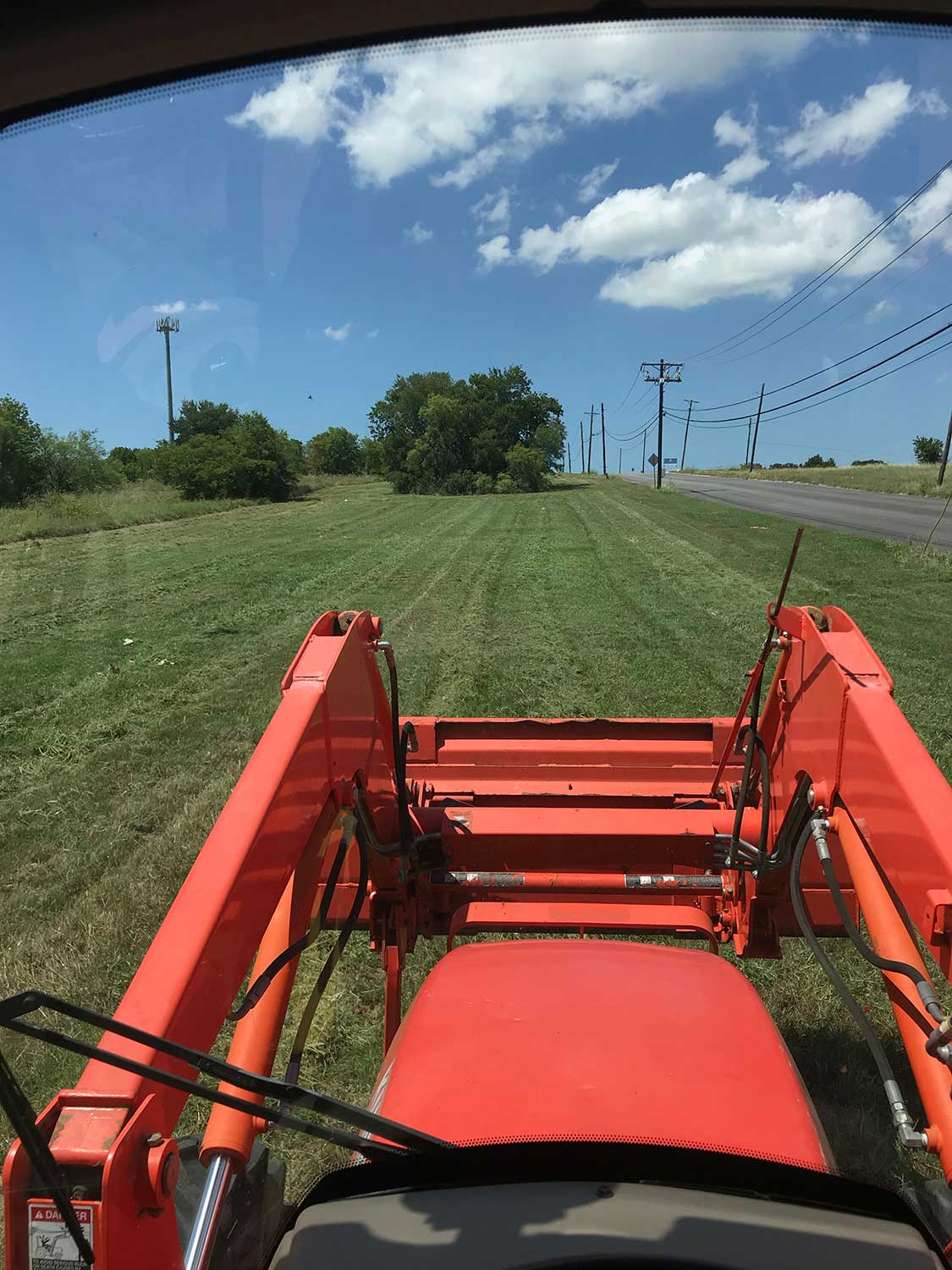 Make sure to vet the tractor mowing services you are considering.