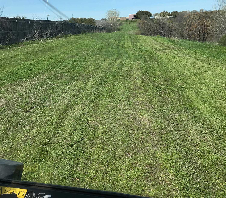 acreage lawn mowing